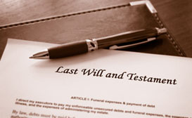 Wills, Trust and Probate